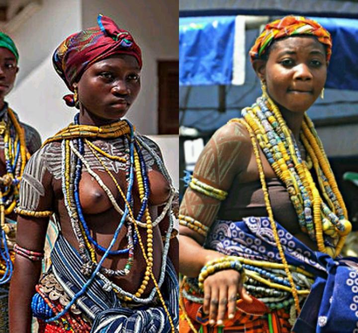 Ngmayem Festival Of Ghana - A Classic Celebration Of Ancestors