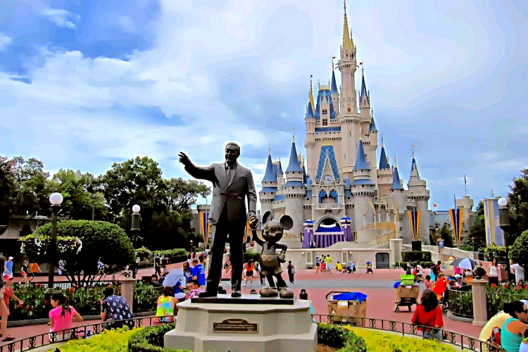 Stunning Walt Disney Resort Is The Most Visited In The World!