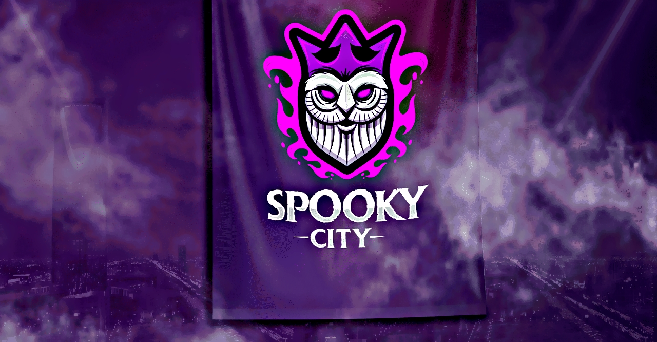 This Is Spooky, A City With So Much Fun!!