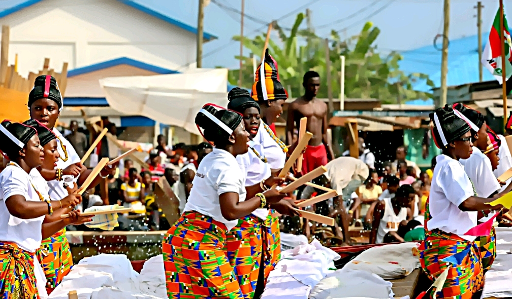 The Captivating Bakatue Festival - What You Need To Know!