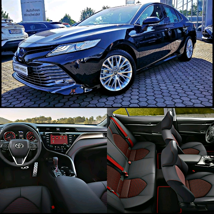 The 2019-2020 Toyota Camry: A Complete Detail