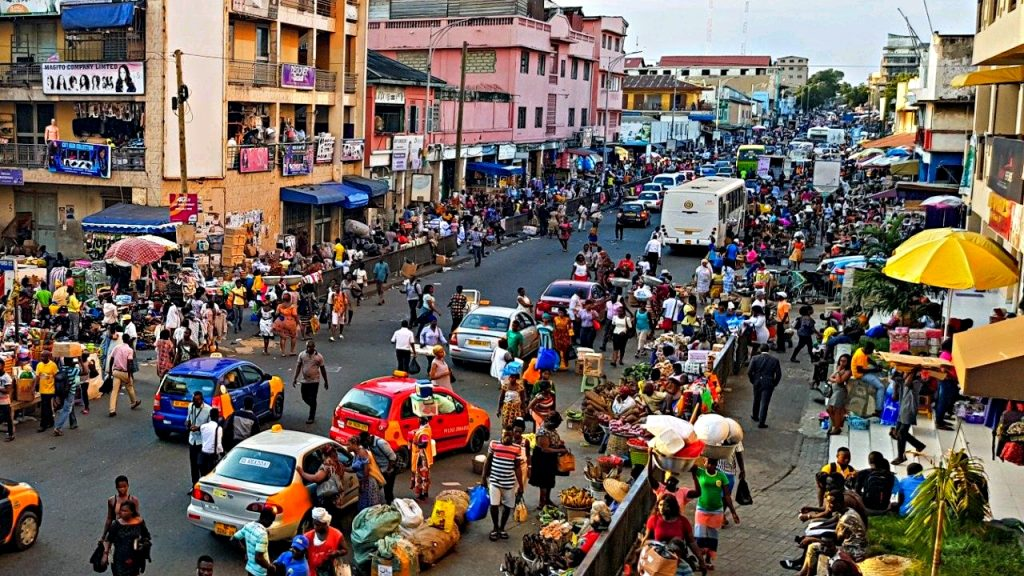 Ghana's Economic Living Standards - A Brief Statistics