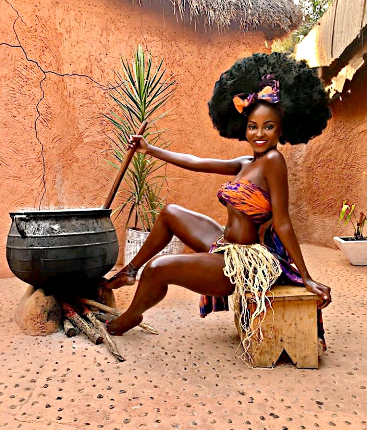 The Hamamat African Village - A Community That Prettify The Skin!