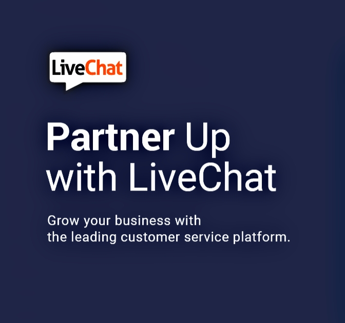 Earn Thousands By Joining LiveChat Affiliate Program