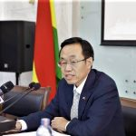 China Supports Ghana In The Fight Against COVID-19