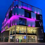 George Floyd's Death: England Stand With The World Against Racism With Illumination Of Beautiful Purple Buildings