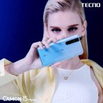 The Tecno Camon 15 Premiere Is Simply Beautiful!