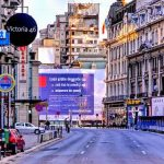 A Stroll To The Street Of Bucharest - One Of The Most Expensive Streets In The World