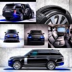 The Range Rover Sentinel Secures You Against Attacks