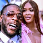 Naomi Campbell Congratulates Burna Boy Ahead Of His Album Release