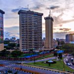 Welcome To Victoria Island - The Busiest Business District Centre Of Banking And Commerce In Nigeria