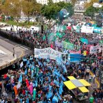 Thousands Of Argentines Protest Against The Government For Poor Handling Of COVID-19