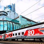 A Look At The Tallest Railway Station In Russia