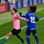LaLiga: Barcelona Finally Beaten By Getafe After 9 Years