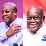 Ghana's Two Main Political Parties Battle For Power