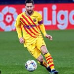 Lionel Messi On The Verge Of Equalling Xavi's Appearance Record