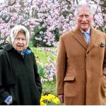 Queen Elizabeth Still Misses Prince Harry Even As She Takes A Stroll With Prince Charles