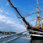 The Ship That Embarked On A Journey All Throughout The World: Arguably The Most beautiful Ship In The World