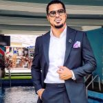 Actor Van Vicker And The Family In A Beautiful Photograph