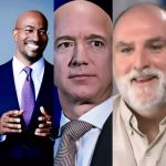 Why Jeff Bezos Dashed Out $100 Million Each To These Two People