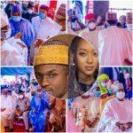 The Son Of President Buhari's Beautiful Wedding
